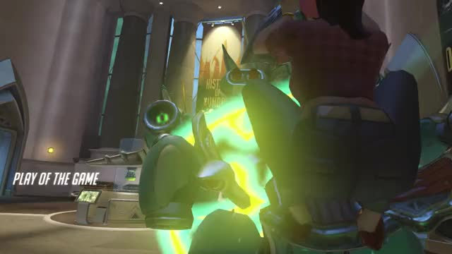 Watch and share Overwatch GIFs and Potg GIFs by mintyy on Gfycat