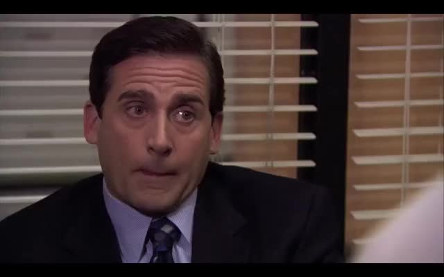 Watch and share Michael Scott GIFs and Andy Bernard GIFs on Gfycat