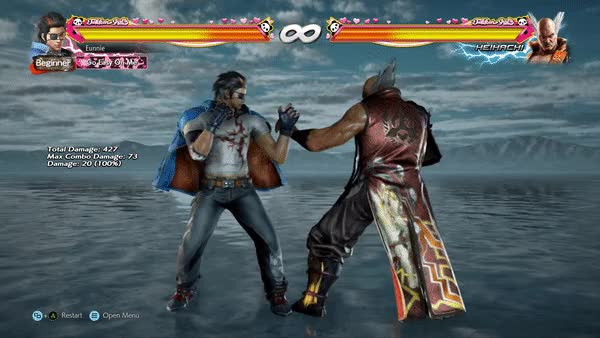 Watch Hwoarang Combo 5 GIF by @eunice on Gfycat. Discover more related GIFs on Gfycat