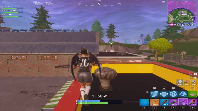 Watch Check out my video! Fortnite | Captured by Overwolf GIF by Overwolf (@overwolf) on Gfycat. Discover more Fortnite, Gaming, Kill, Overwolf, Top 10, Win GIFs on Gfycat