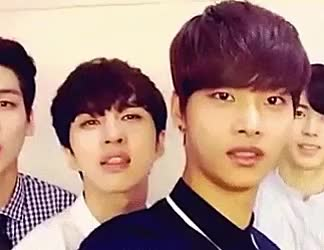Watch and share Vixx Otp GIFs and Hakyeon GIFs on Gfycat