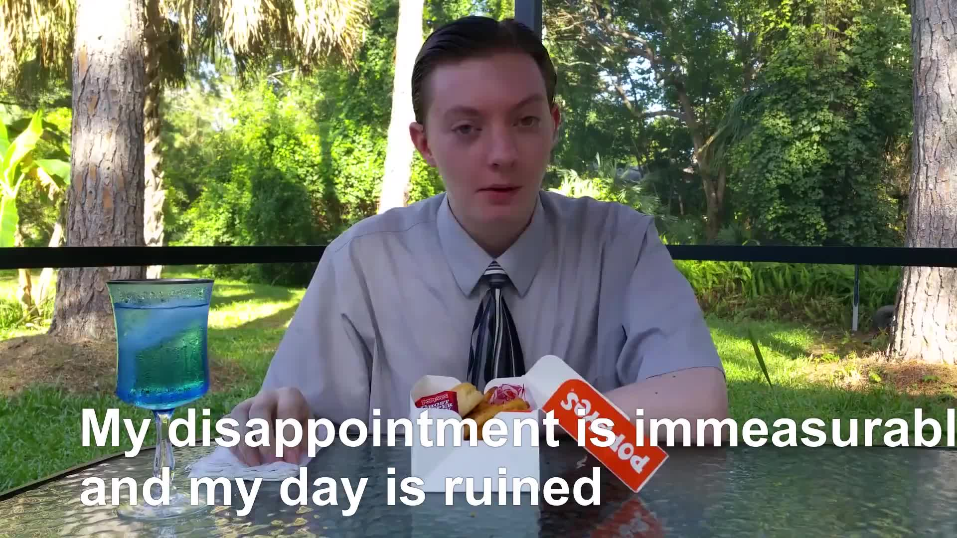 celebs, thereportoftheweek, My disappointment is immeasurable, and my day is ruined HD 1080P GIFs