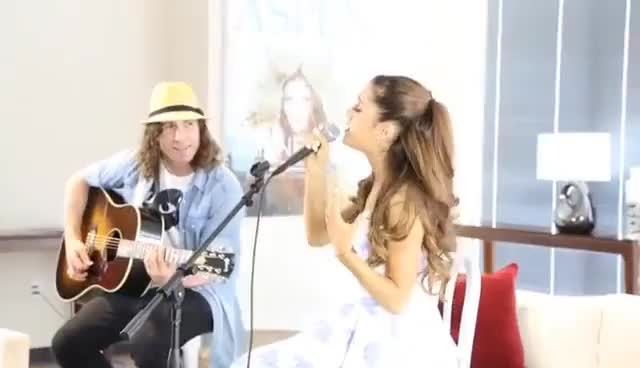 Watch Ariana is so talented! GIF on Gfycat. Discover more ArianaGrande GIFs on Gfycat