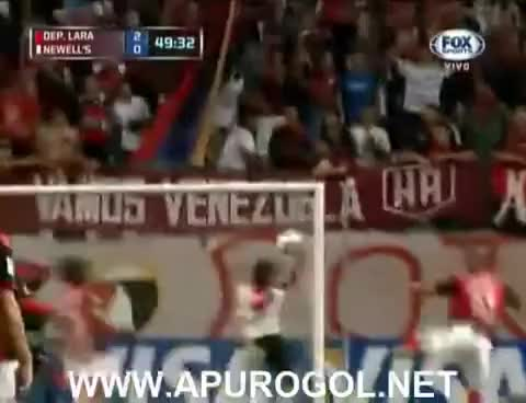 Watch Deportivo Lara vs Newell's (2-1) Copa Libertadores 2013 - Grupo 7 Fecha 2 GIF on Gfycat. Discover more related GIFs on Gfycat