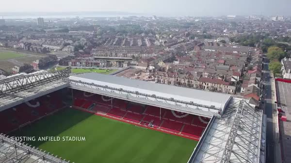 Watch New Anfield Main Stand Expansion GIF on Gfycat. Discover more liverpoolfc GIFs on Gfycat