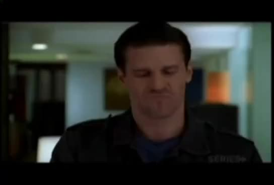Watch and share Brennan GIFs and Bones GIFs on Gfycat