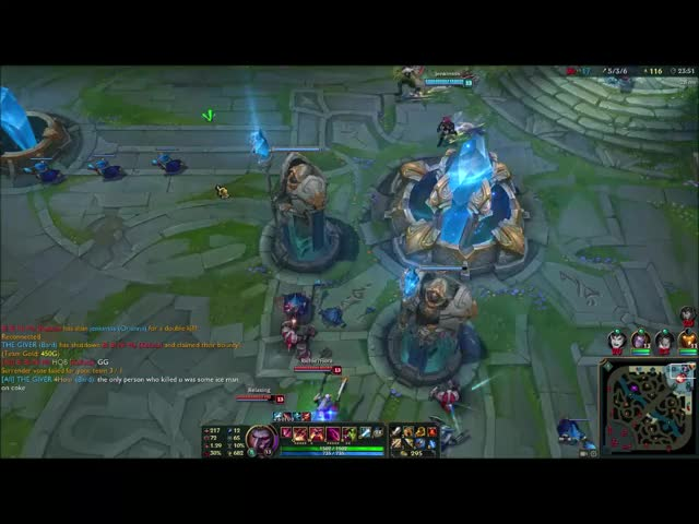 Watch and share Lol Yessss The Shaco Ori GIFs on Gfycat