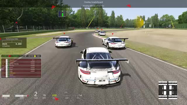 Watch and share Porsche Cup L1 Imola GIFs on Gfycat