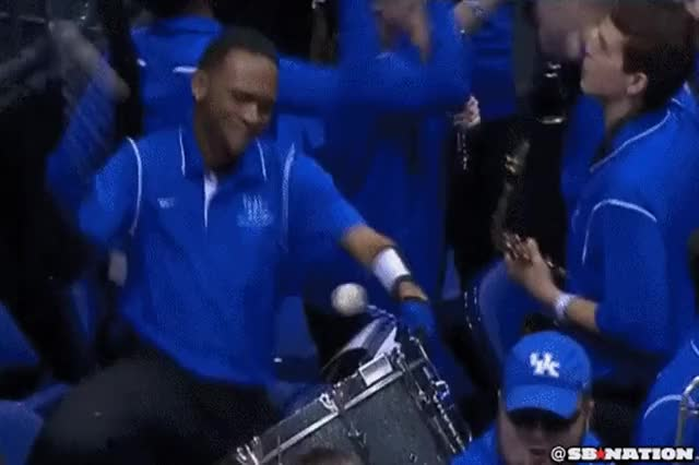 Watch and share Kentucky Drummer GIFs on Gfycat