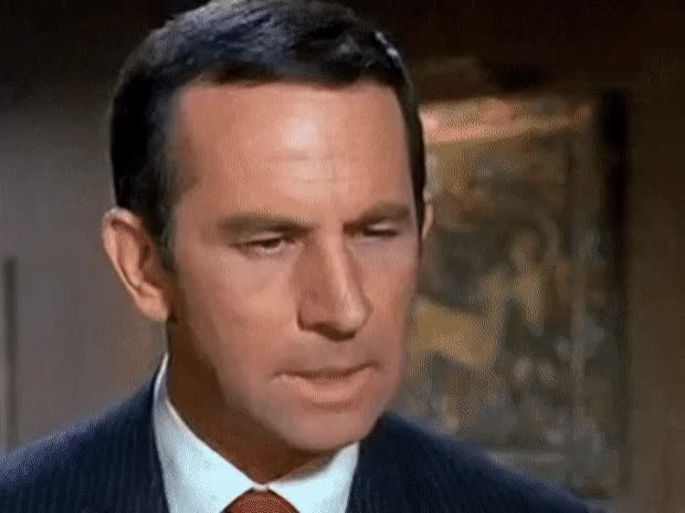 Watch and share Get Smart Don Adams Maxwell Smart - And Loving It [360p] - S GIFs on Gfycat