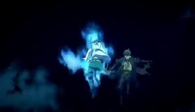 Watch Amaimon Flip GIF on Gfycat. Discover more amaimon, ane, ao, exorcist, fight, flip, no, rin GIFs on Gfycat