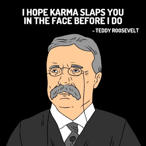 Watch and share Teddy Roosevelt GIFs on Gfycat