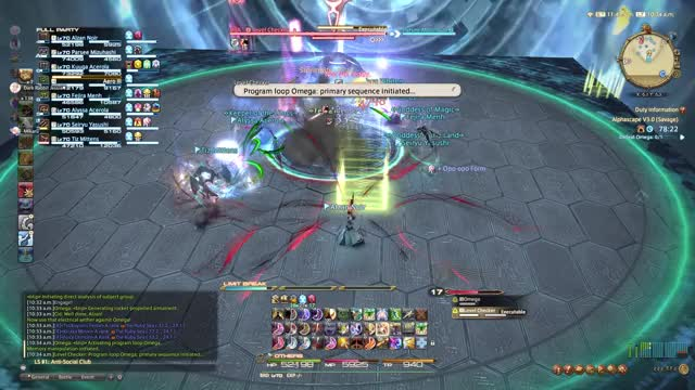 Watch and share FINAL FANTASY XIV 10 3 2018 10 35 48 AM Trim GIFs by alzan27 on Gfycat