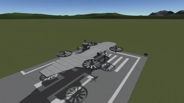 Watch and share KSP Stock Helicarrier GIFs by superhappysquid on Gfycat