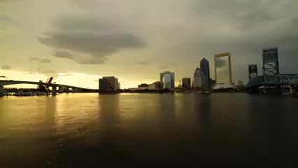 Watch and share Jacksonville, FL Sunset GIFs on Gfycat
