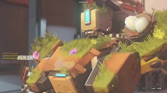 Watch Removing those pesky campers GIF by @longrob on Gfycat. Discover more overwatch GIFs on Gfycat