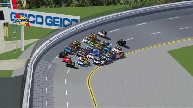 Watch and share NASCAR Racing 2003 Season 2020.04.28 - 20.27.11.13 GIFs by hoangkong on Gfycat