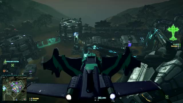 Watch and share PlanetSide 2 - Lib Ownage GIFs on Gfycat