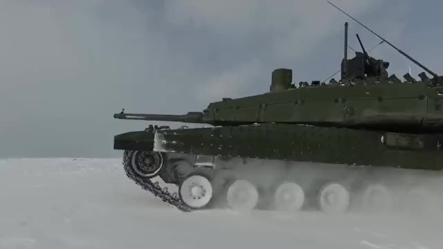 Watch and share Turkish MB Tank ALTAY -  1080p HD GIFs on Gfycat