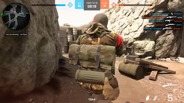 Watch BATTALION 1944 2019.07.12 - 00.29.15.07.DVR GIF by @spectral on Gfycat. Discover more battalion1944 GIFs on Gfycat