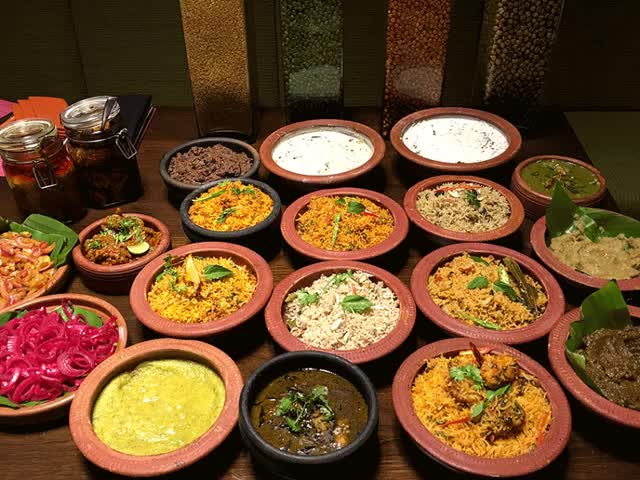 Watch and share Dindigul Vegetable Biryani From Tamil Nadu... GIFs on Gfycat