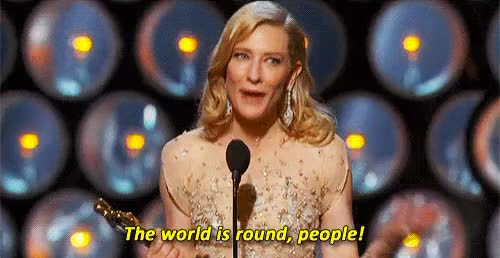 Watch and share Cate Blanchett GIFs and Annonymous GIFs on Gfycat