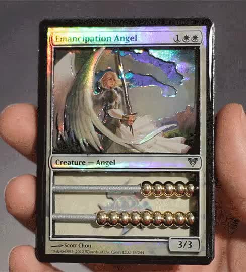 Watch 3D Angel Alter GIF on Gfycat. Discover more MTG GIFs on Gfycat