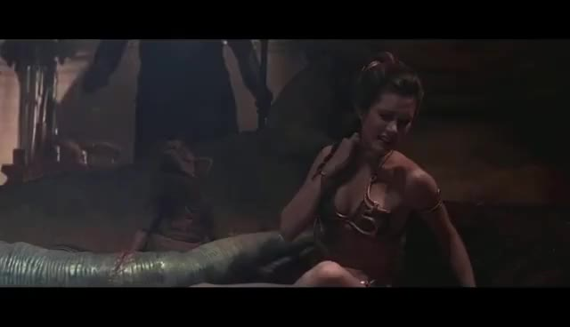 Watch Slave Leia doggystyle with jabba GIF on Gfycat. Discover more related GIFs on Gfycat