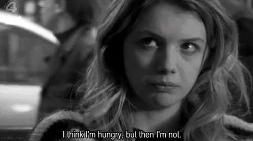 Watch and share Im Hungry GIFs on Gfycat