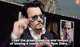 Watch and share Amber Heard GIFs and Johnny Depp GIFs on Gfycat