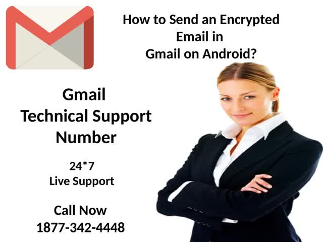 Watch and share How To Send An Encrypted Email In Gmail On Android? | Gmail Technical Support Number 1877-342-4448 GIFs by Leeza Mark on Gfycat