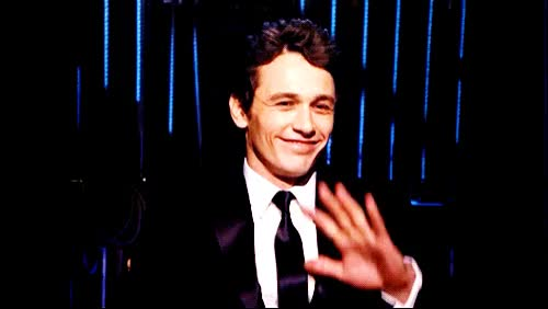 Watch this james franco GIF on Gfycat. Discover more celebrity, james franco, waving GIFs on Gfycat