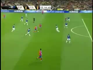 Watch and share David Villa Double Miss Vs Colombia GIFs by FIFPRO Stats on Gfycat