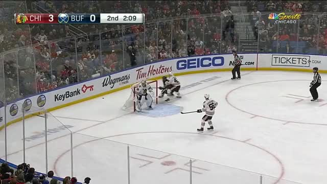 Watch and share Chicago Blackhawks GIFs and Buffalo Sabres GIFs by Beep Boop on Gfycat
