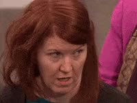 Watch and share Kate Flannery GIFs on Gfycat