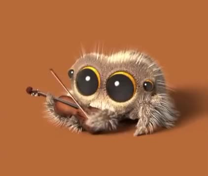 Watch and share Lucas The Spider GIFs and One Man Band GIFs by GIF Brewery Developer on Gfycat