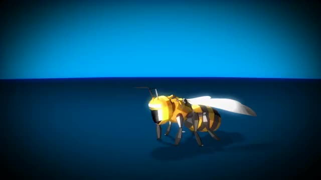 Watch and share Bees GIFs and Bee GIFs by jan3d on Gfycat