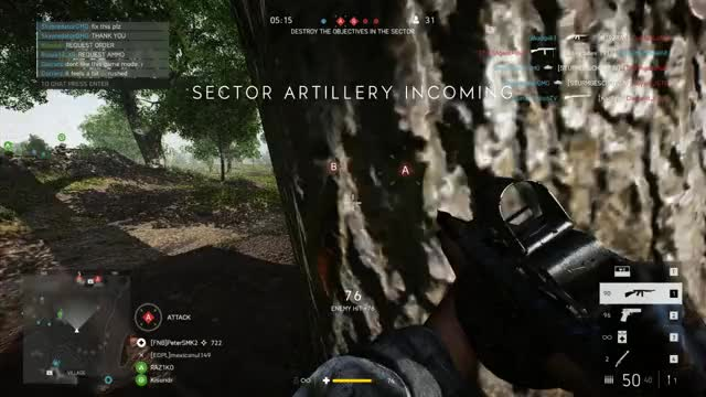 Watch and share Battlefield One GIFs by petersmk2 on Gfycat