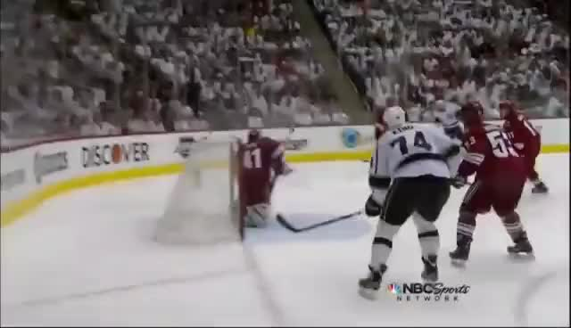 Watch and share Mike Smith GIFs and Coyotes GIFs on Gfycat