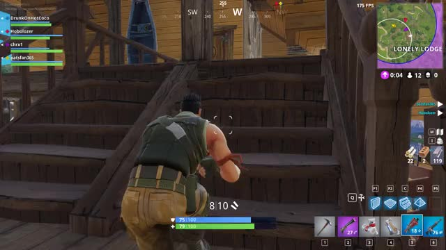 Watch and share Fortnite 02.16.2018 - 00.26.22.03.DVR GIFs on Gfycat