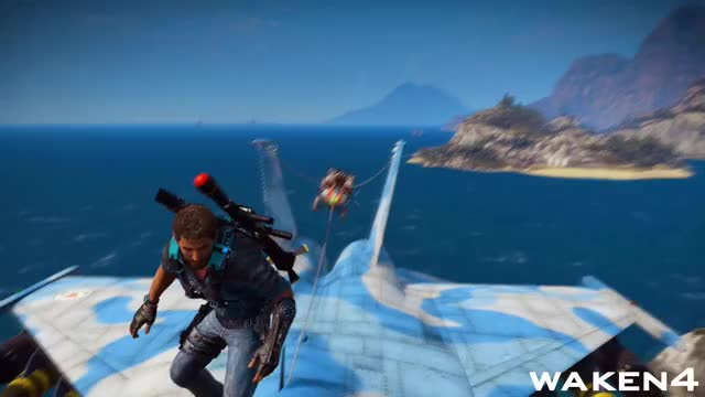 Watch Just Cause 3 Lucky Landing GIF by @waken4 on Gfycat. Discover more just cause, just cause 3, justcause, justcause3, waken4 GIFs on Gfycat