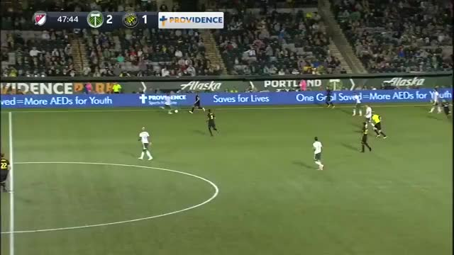 Watch and share Own Goal Portland V Columbus 19sep2018 GIFs by C.I. DeMann on Gfycat