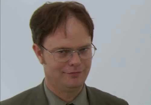 Watch dwight GIF on Gfycat. Discover more related GIFs on Gfycat