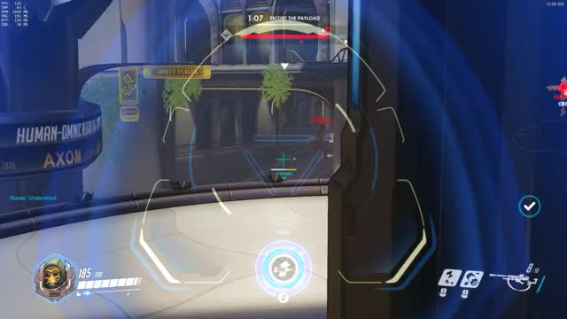 Watch and share Overwatch GIFs by makashi on Gfycat