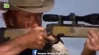 Watch Chuck Norris sniper GIF on Gfycat. Discover more related GIFs on Gfycat