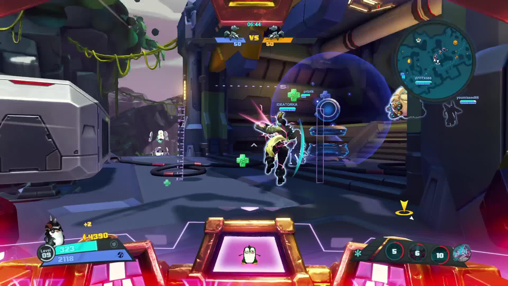 Battleborn, I'm so sorry, Battleborn - Knockback is fun! GIFs