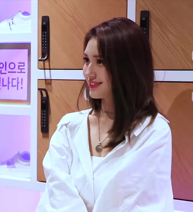 Watch and share 190329 Somi (3) GIFs by Atlas of Stars on Gfycat