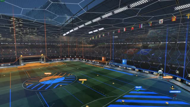 Watch and share Rocket League GIFs and Aerial GIFs by JakeAdams19 on Gfycat