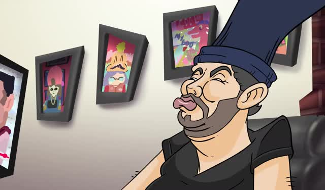 Watch and share H3H3: The Animated Goof - By Max Johnson GIFs on Gfycat