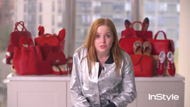Watch Ellie Bamber GIF on Gfycat. Discover more Redheads, beauty, celebrities, celebrity, clothing, entertainment, fashion, hair, instyle, makeup, style, video, youtube GIFs on Gfycat
